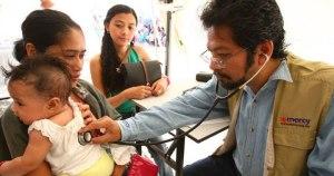 MERCY Malaysia runs community health programmes